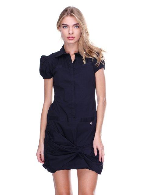 Платье черное JUST-R 2638519