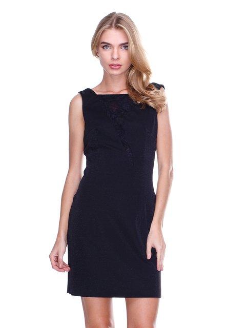 Платье черное JUST-R 2638613