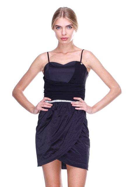 Платье черное JUST-R 2638668