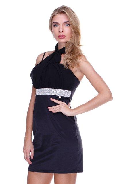 Платье черное JUST-R 2638654