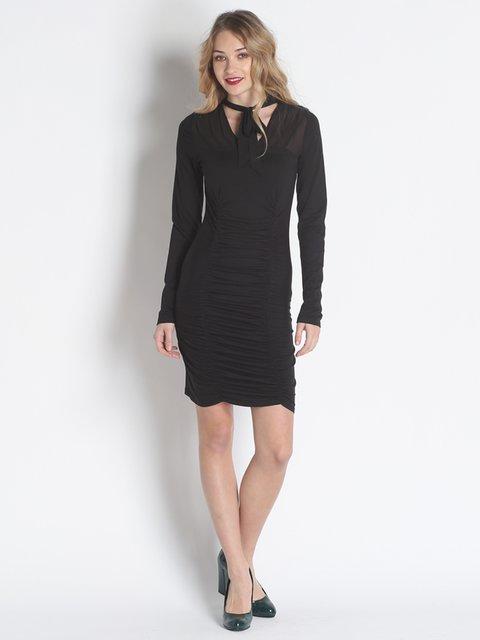 Платье черное Fornarina 2655391