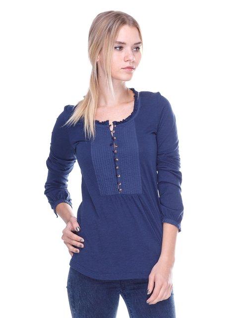 Блуза синяя Peak Performance 2632118