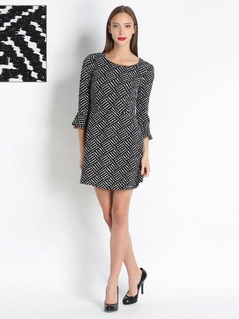 Сукня чорно-біла Rinascimento 2660651