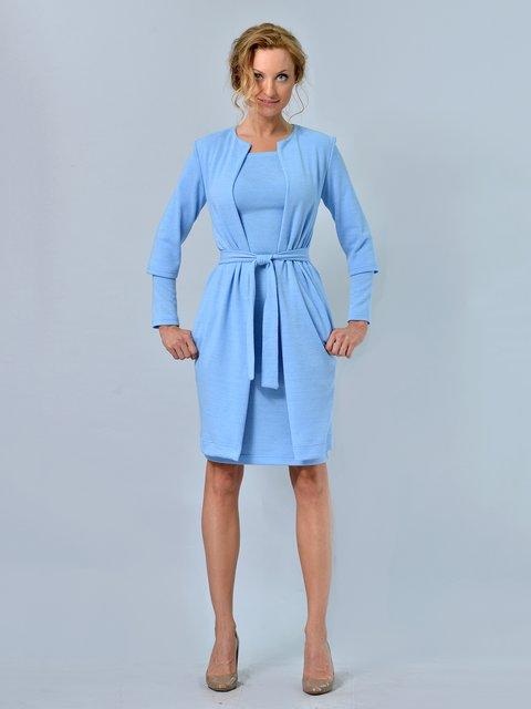 Комплект: платье и кардиган LILA KASS 2660169