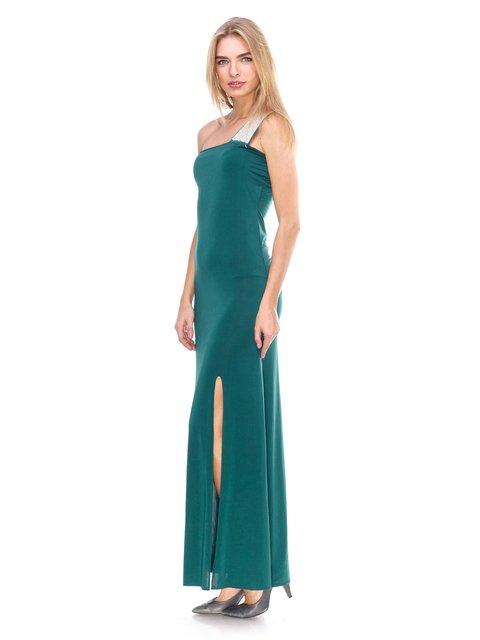 Платье зеленое JUST-R 2638628
