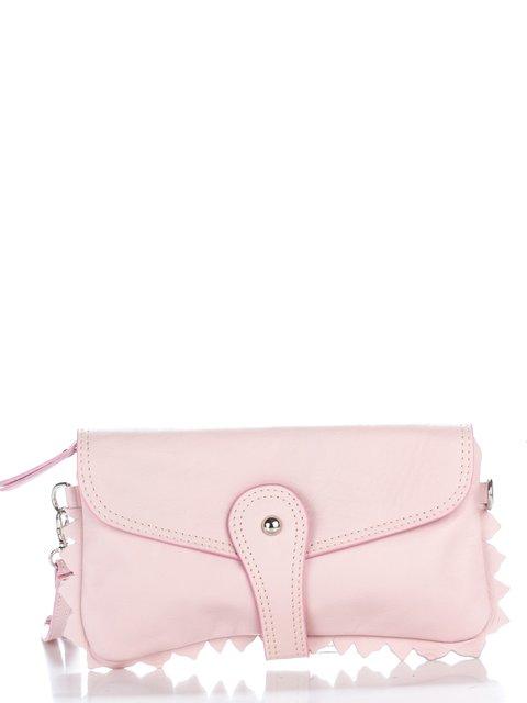 Клатч розовый Entra 2655195