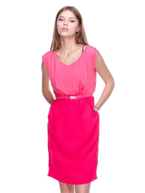Платье кораллового цвета Ajay by Liu Jo 2659983