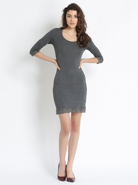 Сукня сіра Silvian Heach 2691473