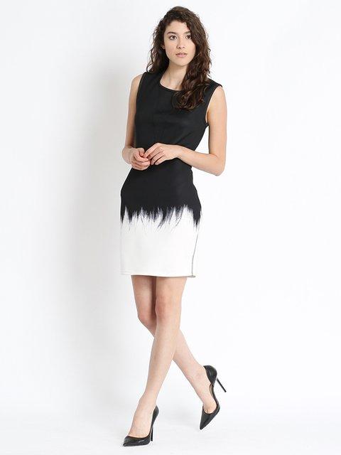 Платье двухцветное Silvian Heach 2691693