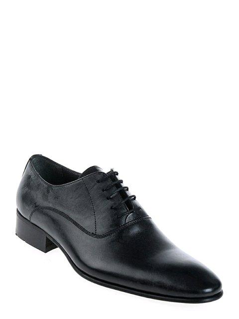 Туфлі чорні DRG Derigo 2102994