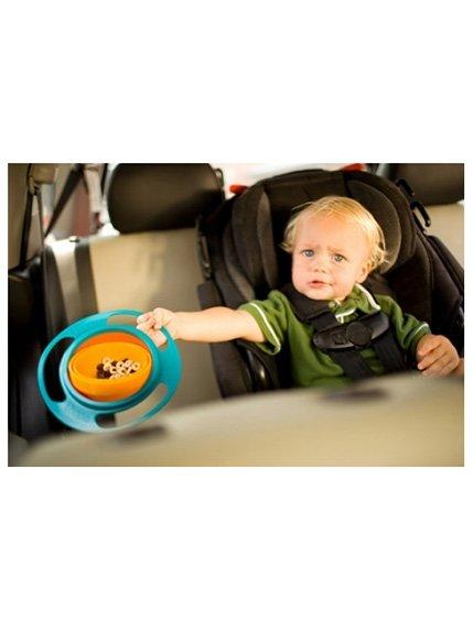 Чашка-неваляшка дитяча Gyro Bowl Веселі подарунки 2373287
