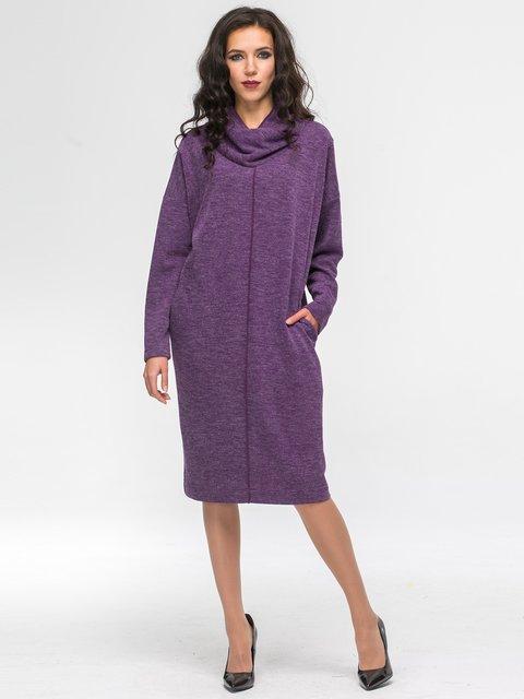 Платье фиолетовое Jet 2703961