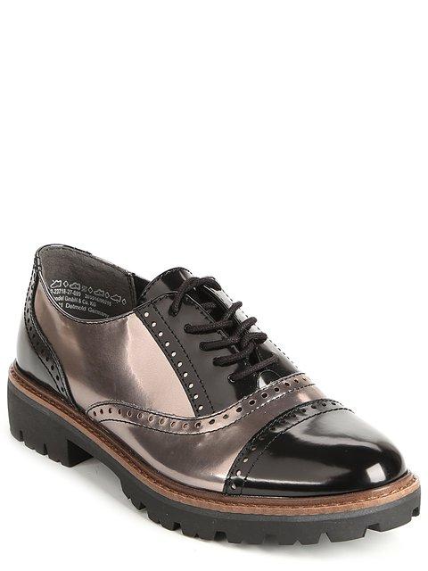 Туфлі двоколірні Marco Tozzi 2707450