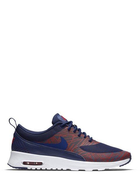 Кроссовки темно-синие Air Max Thea Print Nike 2705515