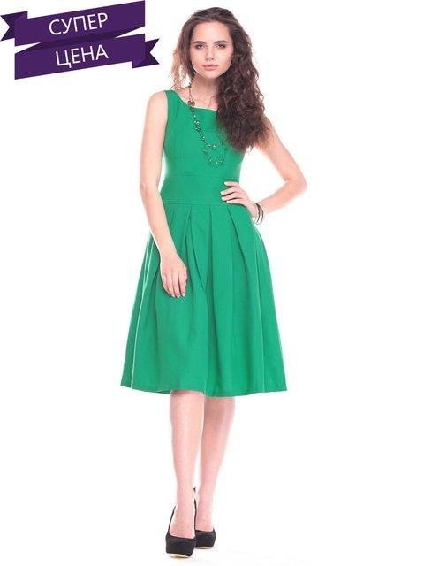 Сукня-сарафан зелена Dioni 2648583
