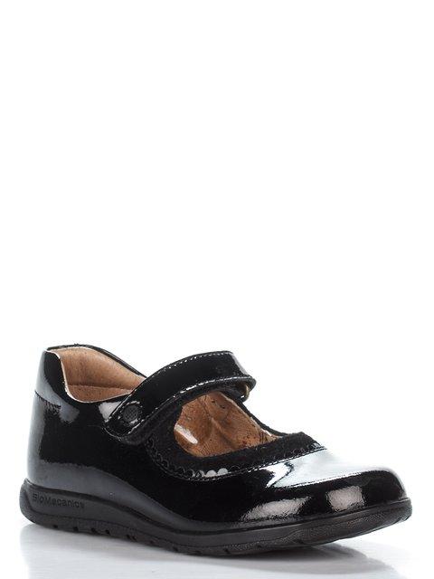 Туфлі чорні Biomecanics 2736561