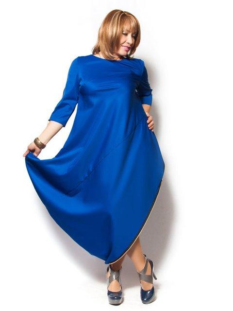 Платье цвета электрик LibeAmore 2712804