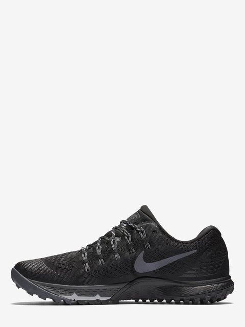Кроссовки черные Air Zoom Terra Kiger 3 Nike 2746736