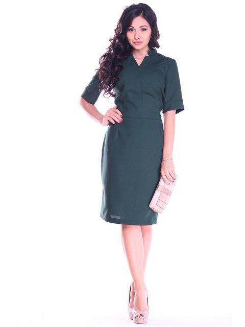 Сукня темно-смарагдова Rebecca Tatti 2753948