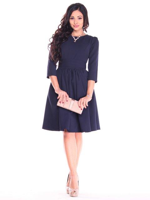 Платье темно-синее Dioni 2757817