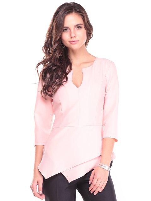 Блуза персикового цвета Dioni 2741503