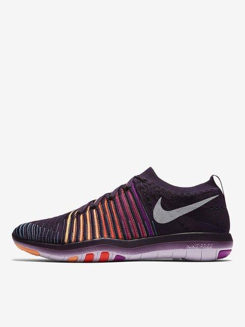 Кроссовки фиолетовые Free Transform Flyknit Nike 2760906