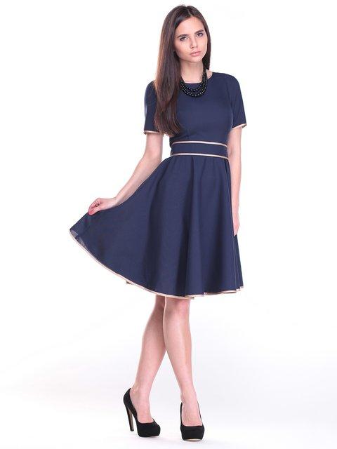 Сукня темно-синя Laura Bettini 2363152