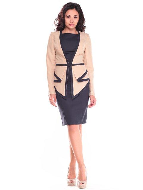 Комплект: платье и жакет Maurini 2658097