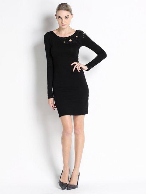Сукня чорна Pianura Studio 2768837