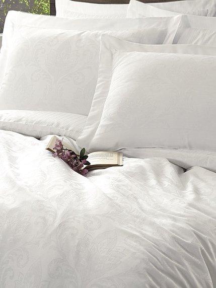 Комплект постільної білизни двоспальний (євро) Deco Bianca 2629787