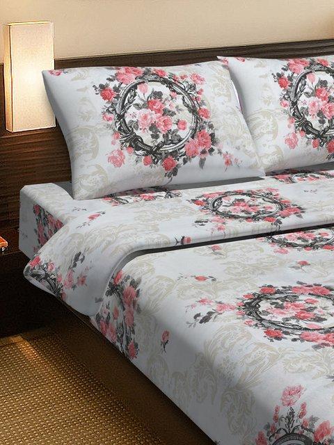 Комплект постельного белья двуспальный LOTUS 2776295