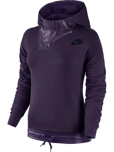 Толстовка фіолетова Nike 2778997