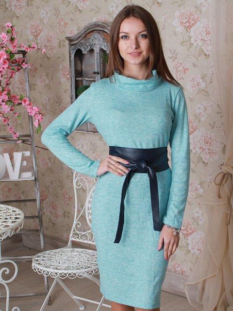 Платье бирюзовое VSV 2783003