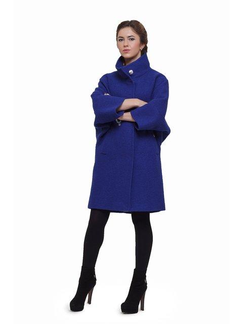 Пальто синє Victoria Bloom 2689634