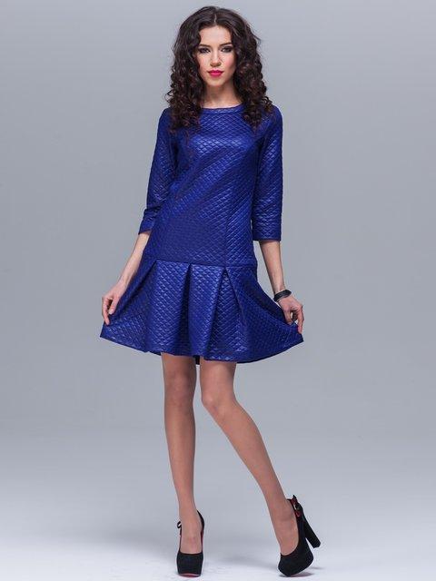 Платье синее Jet 2789160