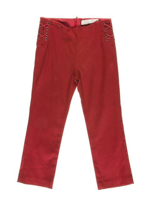 Брюки красные Zara Kids 2775498