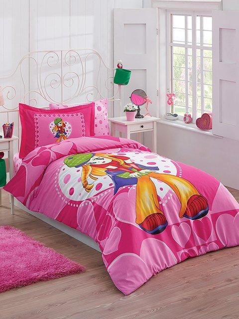 Комплект постельного белья подростковый Halley 2794791