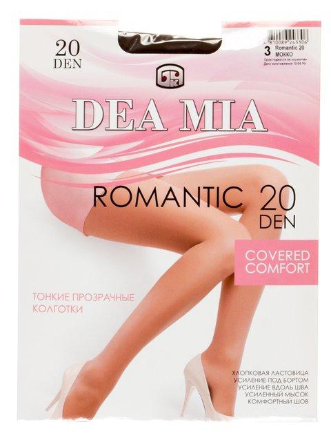Колготки кольору мокко 20 Den DEA MIA 2821084