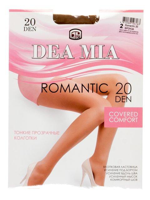 Колготки бронзового кольору 20 Den DEA MIA 2821081