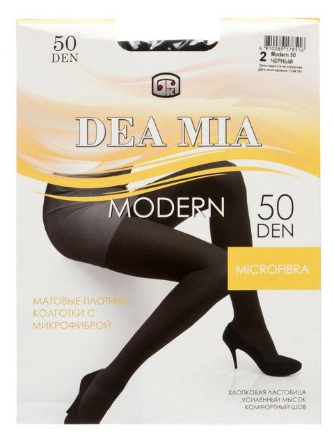 Колготки чорні 50 Den DEA MIA 2821100