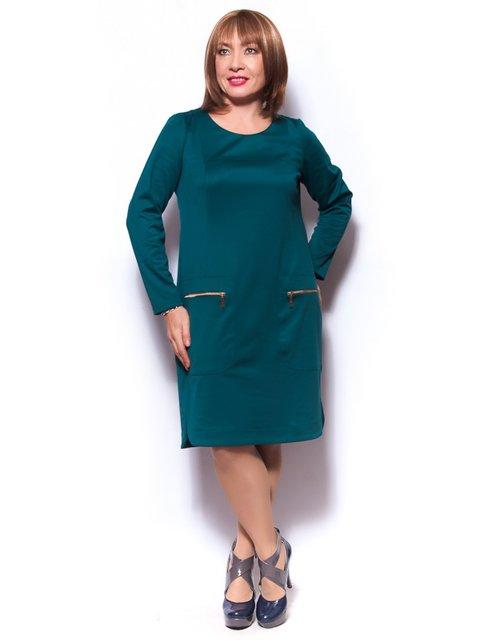 Платье цвета морской волны LibeAmore 2822847