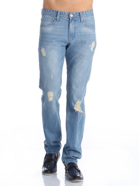 Джинсы голубые Giorgio di Mare 2783459