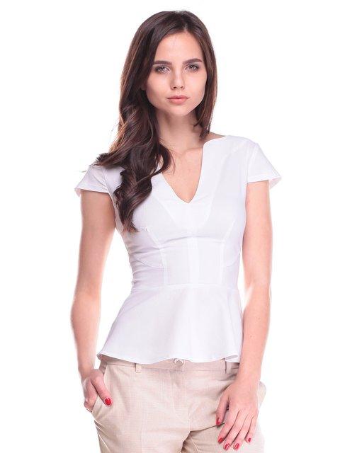 Блуза белая Dioni 2833293