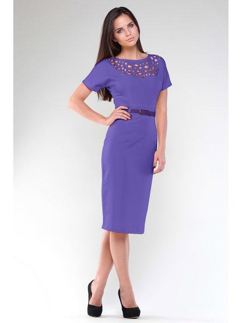 Платье сиреневое Maurini 2833476