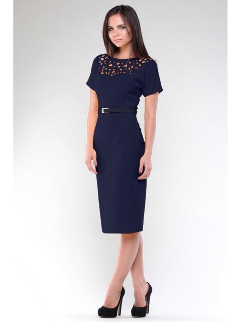 Сукня темно-синя Maurini 2833477