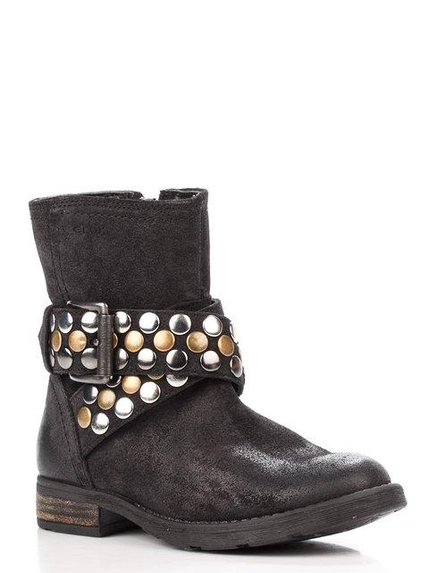 Ботинки черные Geox 2708383
