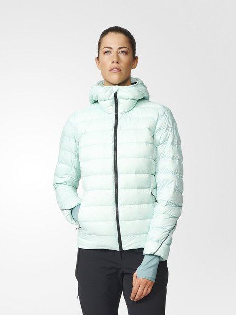Куртка мятного цвета Adidas 2809161