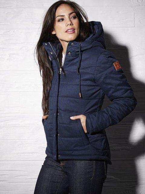 Куртка синяя Reebok 2836183