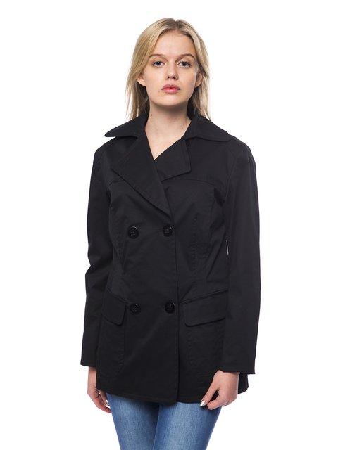 Куртка чорна Trussardi Collection 2832117