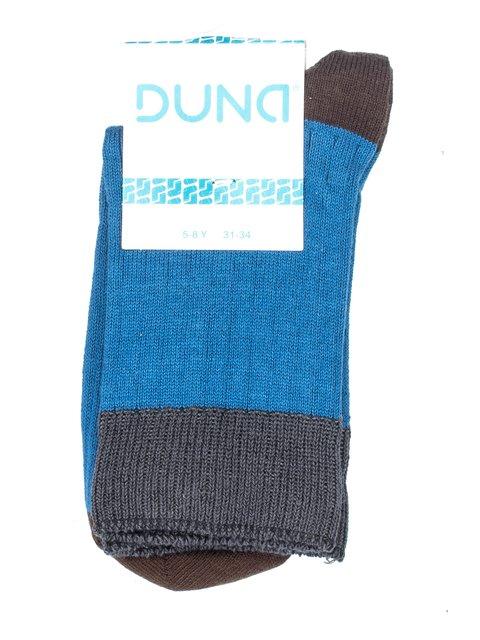 Носки голубые Duna 2837650